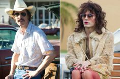 Top 10 Best Movie Performances 4. Matthew McConaughey and Jared Leto in Dallas Buyers Club