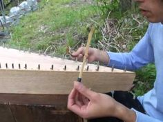 ▶ Takeshi Kubodera Plays Psaltery - YouTube