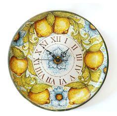 Orologio da parete OR/pt01 limoni  Orologio da paret OR/pt01