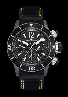Jaeger LeCoultre - Master Compressor Diving Chronograph GMT Navy SEALs Limited Edition 500pcs
