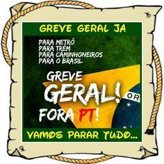 VAMOS INVADIR BRASILIA E TIRAR DILMA DO PODER