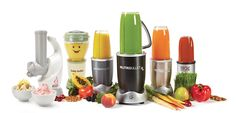 Get healthy and stay healthy this year! #nutribullet