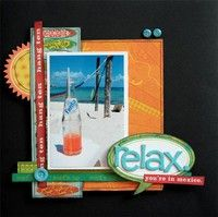 A Project by bluestardesign from our Scrapbooking Gallery originally submitted 07/15/08 at 08:37 AM