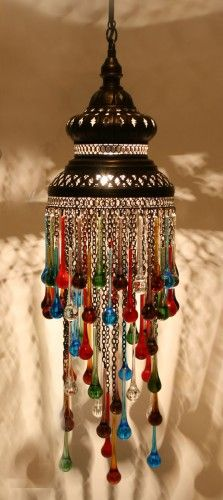 turkish lamp from http://www.hedefaydinlatma.com/