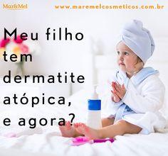 Nem sempre conseguimos proteger nossos filhos de tudo... Mas da Dermatite nós podemos!http://bit.ly/peleedermatite