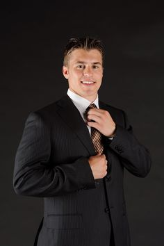 Zach Parise -- the reason I now cheer for the Wild sometime