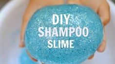 diy shampoo slime | Watch now: How To Make Slime With Laundry Detergent