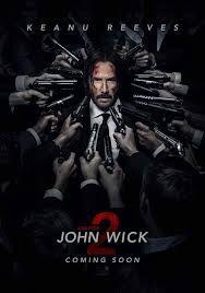 John Wick Chapter 2 (2017) English 720p BluRay