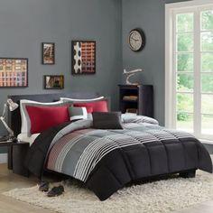 Cozy Soft® Colin 4-5 Piece Comforter Set - BedBathandBeyond.com $89.99 For Mikey