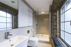 Warehouse conversion - London