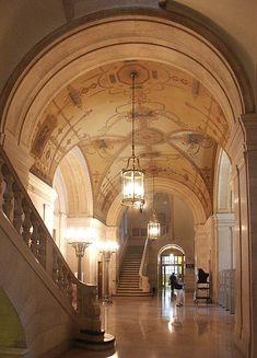 Cleveland public library GORGEOUS!
