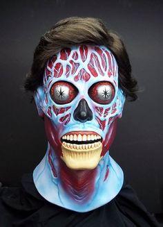 They Live Latex Halloween Mask