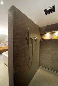 Bodengleiche Dusche, ebenerdige Dusche - [SCHÖNER WOHNEN]