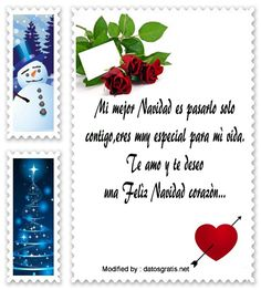 115 Mejores Imagenes De Mensajes De Navidad Para Mi Amor
