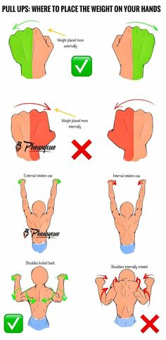 Pull Ups Workout Routine for Muscle Growth - Sports and Women . - Pull Ups Workout Routine for Muscle Growth – Sports and Women Pull ups wor - Pull Up Workout, Gym Workout Tips, Fitness Workouts, Easy Workouts, At Home Workouts, Workout Plans, Muscle Fitness, Health Fitness, Muscle Up