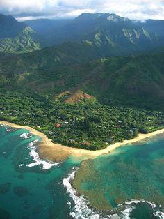 """Kauai. """"Adoren al que hizo el cielo y la tierra y el mar y las fuentes de las aguas"""" (Revelación 14:7) SB"""