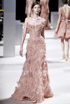 Elie Saab haute couture spring summer 2011