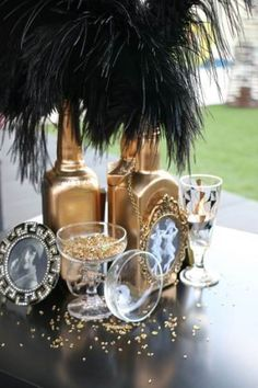 15 Vintage Party Deko Mit Great Gatsby Thema Genial Und Fabelhaft 15 Vintage Party Deco With Great Gatsby Theme Brilliant And Fabulous – Cool Result # Great Gatsby Party Decorations, Great Gatsby Themed Party, 1920s Decorations, Masquerade Decorations, Great Gatsby Wedding, 1920s Wedding, Wedding Decorations, Prohibition Party, Speakeasy Party