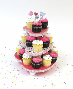 Cupcake holder - how cute