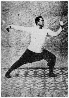 "theblindninja: "" Yang Chengfu is historically considered the best known teacher of the soft style martial art of Yang-style Taijiquan! The Essence and Applications of Taijiquan by Yang. Tai Chi Chuan, Tai Chi Qigong, Qi Gong, Yang Style Tai Chi, Tai Chi Moves, Energy Arts, Learn Tai Chi, Chinese Martial Arts, Cool Poses"