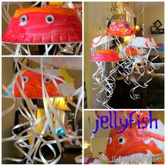 preschool craft jellyfish