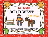 I'm Thinking Wild West! Cowboy Unit product from FirstGradeBlueSkies on TeachersNotebook.com