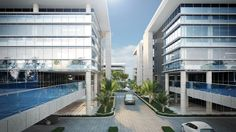 SIA Trecho 1, Brasília, DF, Brasil. MKZ Arquitetura - Tiago Lara