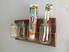 5 ideas que perfeccionarán tu baño gracias a la madera de palets