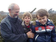 De mannen met opa van den Berg #November #2010