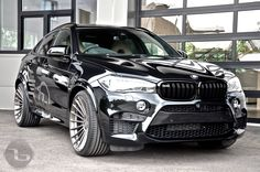 BMW X6M F86, if only the back end matched the front!