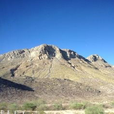 Mountains - Durango Mexico