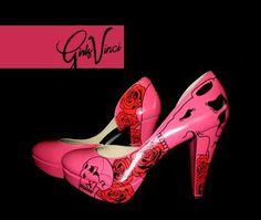 015_ PinkSkull  Obrigada pela preferência!  http://www.girlsvinci.com/customize.html