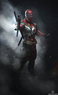 Deadpool •Murtaza Saeed
