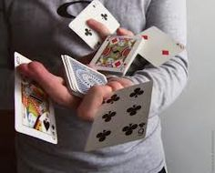 Magic Tricks With Cards. Do you want to learn? come here