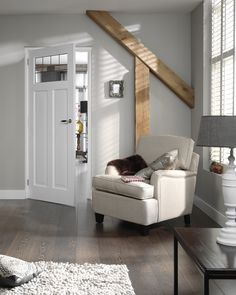 Entryway Bench, Cardiff, New Homes, Doors, Living Room, Bed, Furniture, Room Decor, Interiors
