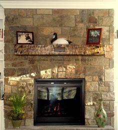 fireplace mantel ideas Fireplace Mantel Shelf decor ideas images