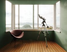 BACH TO THE BEACH  http://www.dwell.com/house-tours/article/bach-beach