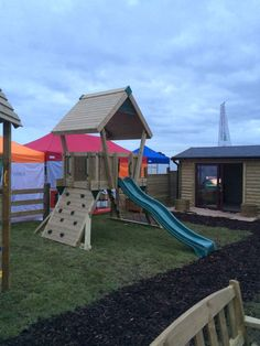 Jungle Gym around the world 🌍 This is Hy-land, our additional range of professional playground equipment for public use.
