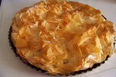 Aujourd'hui , je vous propose un dessert traditionnel Gersois un dessert de fête dégusté le dimanche La croustade gersoise ou Pastis ...