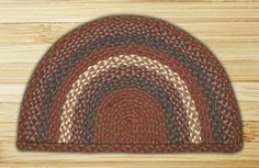 Rug Slice Burgundy and Gray Jute Braided Earth Rug®-Rug Slice Burgundy and Gray Jute Braided Earth Rug® Size of this rug is 18 inches x 29 inches. Enjoy this expertly made jute braided rug. We have several different sizes and colors for you to choose Large Rugs, Small Rugs, Braided Area Rugs, Weird Shapes, Jute Rug, Grey Rugs, Floor Rugs, Throw Rugs, Biodegradable Products