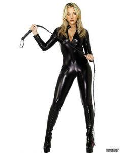 Kaley Cuoco Catwoman