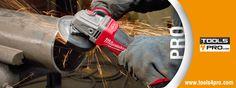 ¿Cómo elegir una amoladora o radial eléctrica?