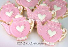 Custom Decorated Cookie Ideas | Cookievonster Custom Decorated Cookies