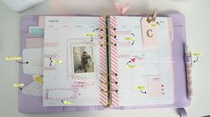 My Kikki K Planner: Monthly and Weekly Set-up