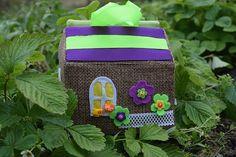 A house-bag for little princesses / Домик-сумочка для кукол