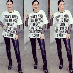 Jessie J Germany Jessi J, Sweet Life, Graphic Sweatshirt, T Shirt, Put On, Role Models, Have Fun, Wigs, Sweatshirts