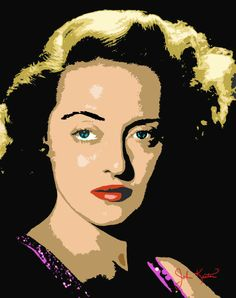 I'd love to kiss you but I just washed my hair. ~ Bette Davis
