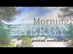 This quick morning guided meditation will leave you feeling full of energy, and ready to take on the day ahead. Best Guided Meditation, Grounding Meditation, Meditation For Health, Meditation Scripts, Morning Meditation, Spiritual Meditation, Meditation Music, Mindfulness Meditation, Meditation Space