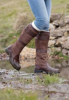 I want these Dubarry boots!