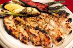 Grilled Jalapeno Chicken - Weight Watchers